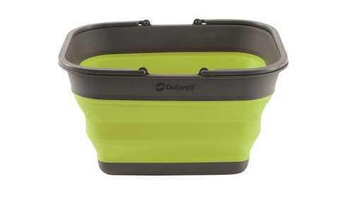 Outwell Collaps Crater w/handle Lime Green