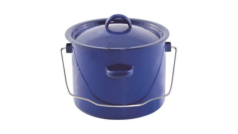 Easy Camp Enamel Pot