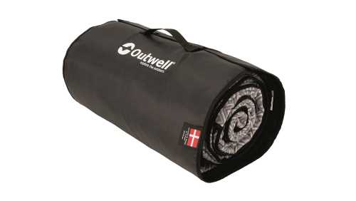 Outwell 3-layer Insulated Carpet Huntley 3SATC