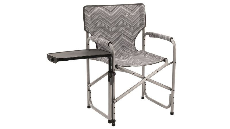 Outwell Chino Hills with side table Grey